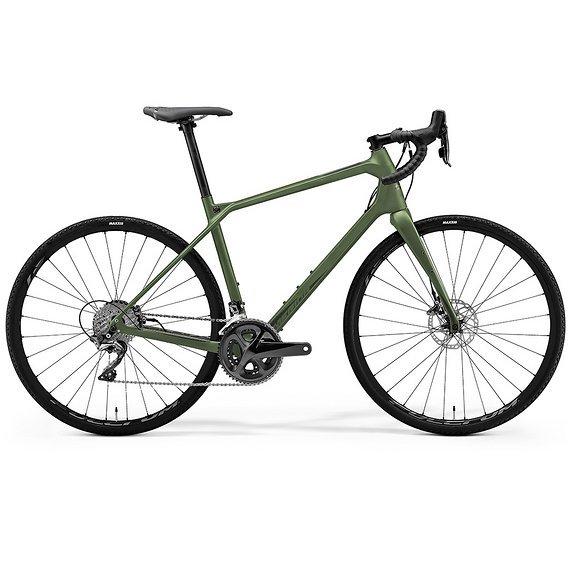 Merida Silex 7000 Gravelbike 2020er GRX810 Carbon Neu