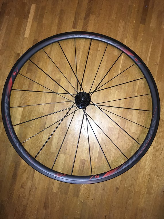 Syncros RL1.1 Carbon Clincher 28mm made by DtSwiss