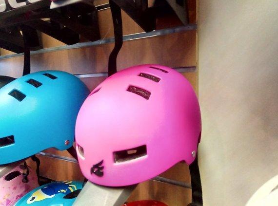 Bluegrass Super Bold Dirt Helm Pink Small 51-55cm