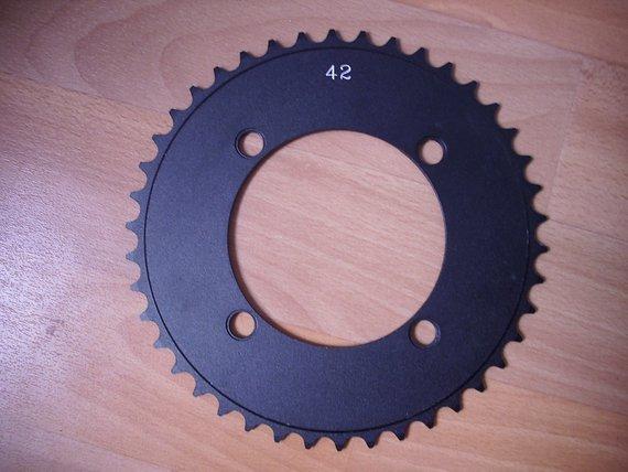 Truvativ DH - Kettenblatt , 42Z , 104-LK , 4-Arm