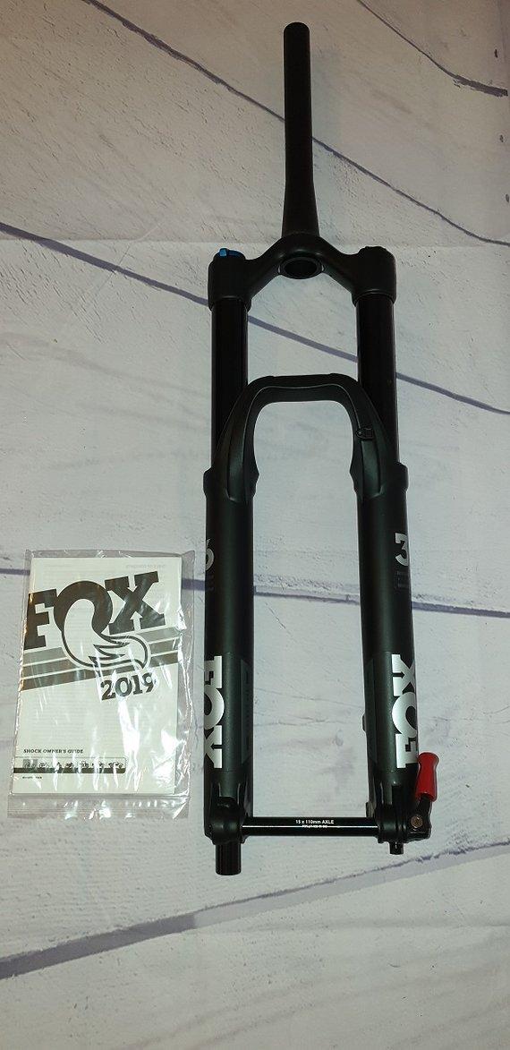 Fox Float 36 27,5 Performance 160mm 2019 Grip Boost Neu