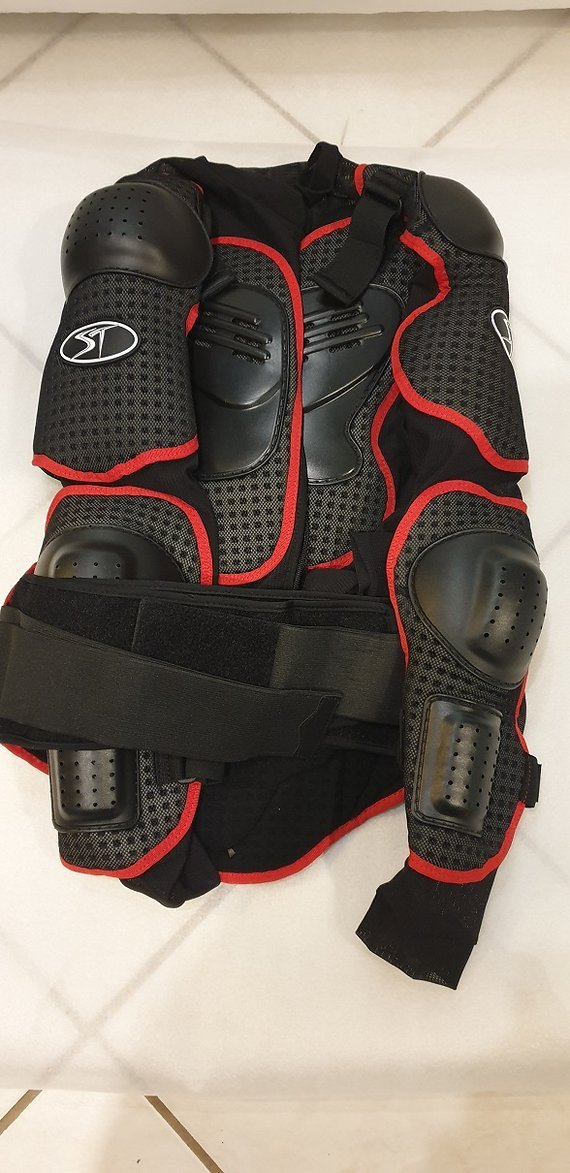 Shock Therapy Body Armour Exxcalibur Lite L Neu