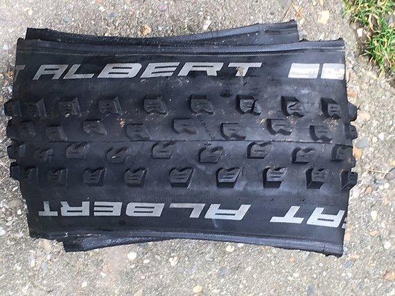 Schwalbe Fat Albert Front Evo TLR SnakeSkin TrailStar 27.5 x 2.35