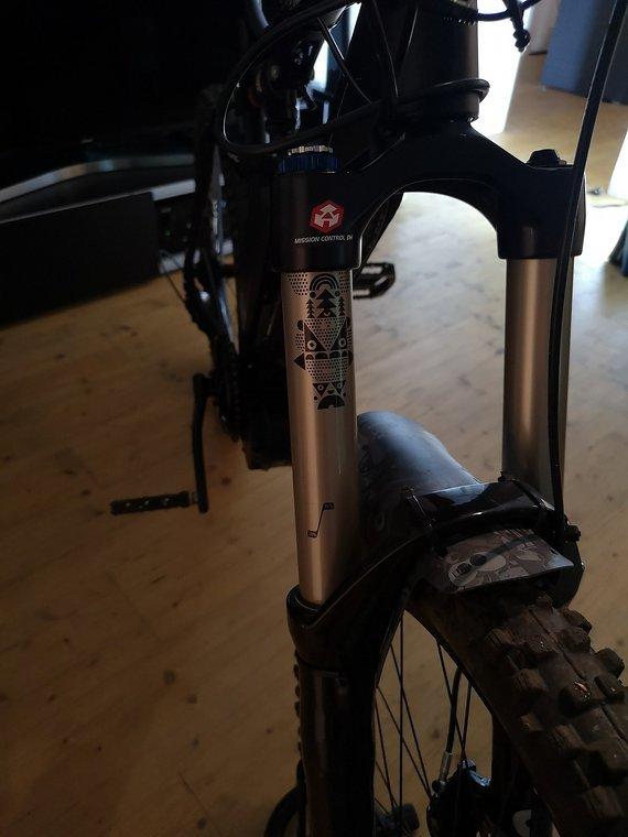 Cube Custom E-Bike Cube Enduro 150mm 1000w