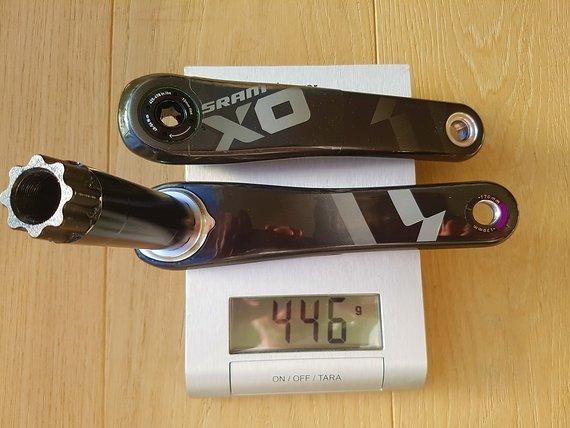 SRAM X01 BB30 170mm Direct Mount Carbon Kurbel - Neu!!!