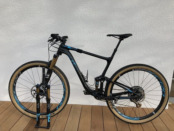 Giant Anthem Advanced Pro 0  2018 Größe L Trailbike 120mm