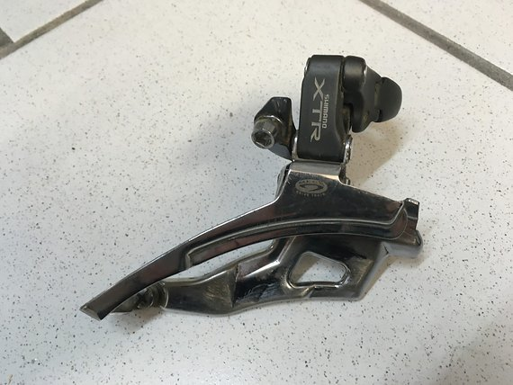 Shimano XTR Umwerfer FD-M953 Retro Kult