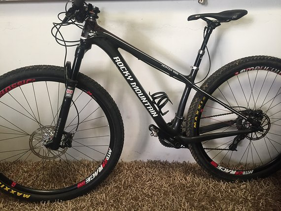 Rocky Mountain Vertex 950 RSL 2013