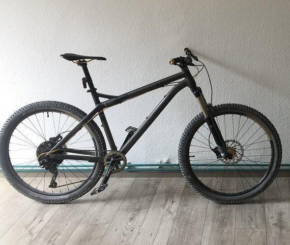 NS Bikes Eccentric Alu 1, Gr. L, Hardtail Allmountain