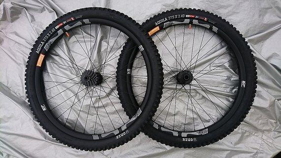 E*thirteen NEU - E13 LG1R Carbon DH Laufradsatz 27,5
