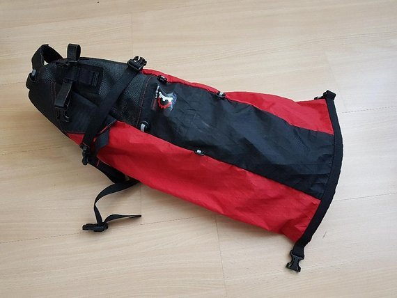 Revelate Designs Viscacha Bikepacking Satteltasche