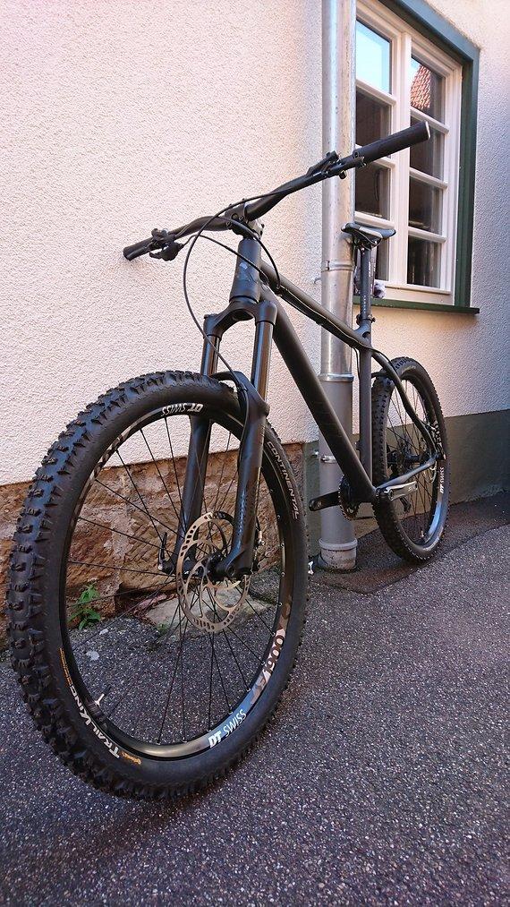 """Transalp-Bikes Summitrider X12 Enduro XL Custom (21,5"""")"""