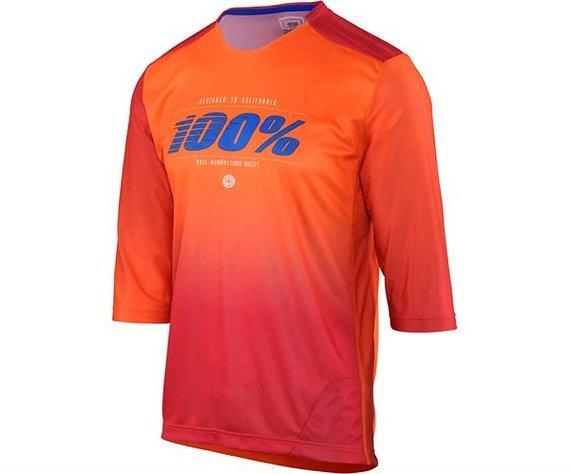 100% Jersey orange Gr. M *NEU*