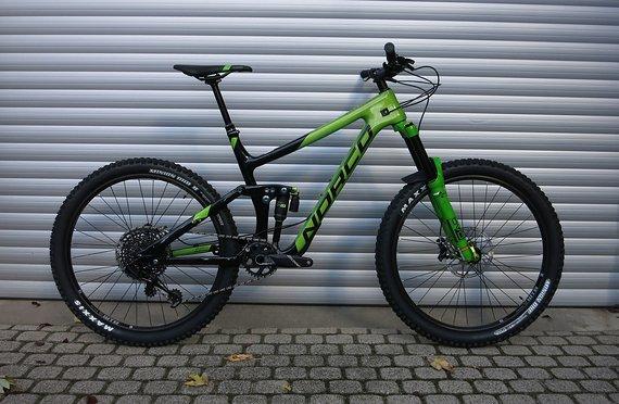 Norco 2018 Range Carbon C3 7.3 Komplettbike - NEU! - Größe XS