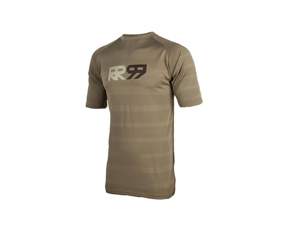 Royal Racing Impact Jersey S/S Stone Grey Gr. S *NEU*
