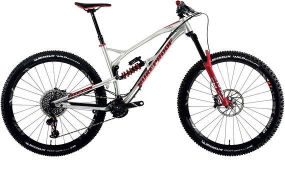 "Nukeproof Mega 290 Worx 2019 Komplettbike 29"" Größe XL"