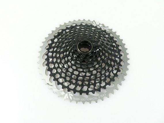 SRAM XG-1295 Kassette grau