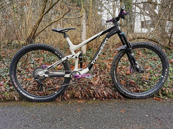 Transition Bikes Smuggler Alu XL