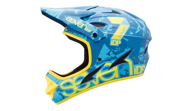 Seven Idp M1 Fullface Helm Gr. XL (60-61cm) *NEU*