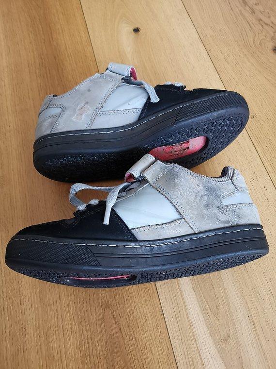 Five Ten Five Ten Hellcat Clipless SPD Shoes Black/Grey