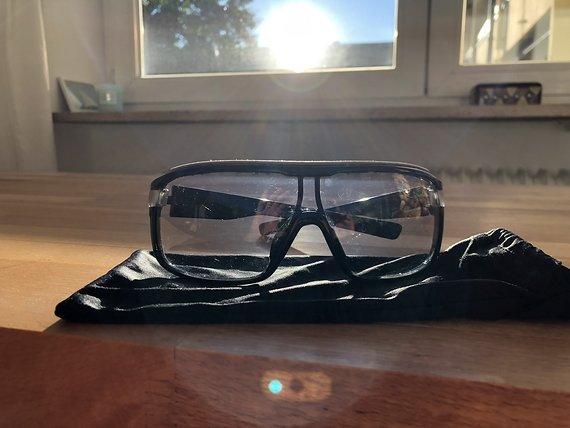 Adidas ad 01006056 Zonyk Pro L Vario Sonnenbrille,schwarz,Enduro/Trail/Downhill,Top