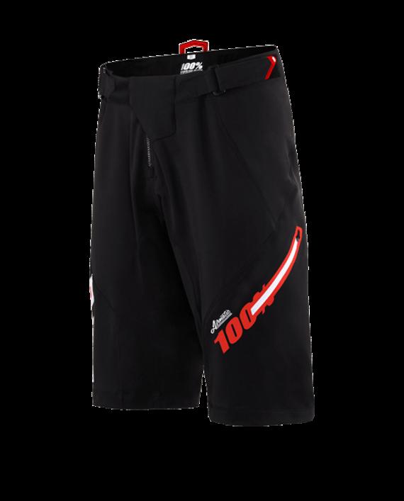 100% Airmatic Short Black Gr. 32 *NEU*