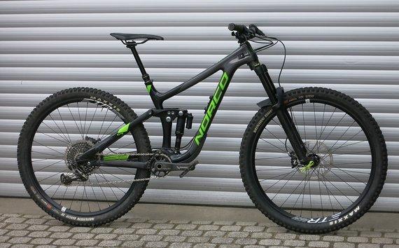 "Norco 2017 Range Carbon C 9.2 Komplettbike 29"" Größe M - TESTBIKE"
