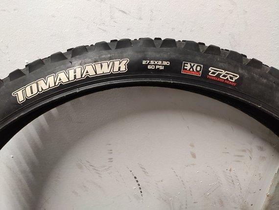 """Maxxis Tomahawk 27,5x2,3"""""""