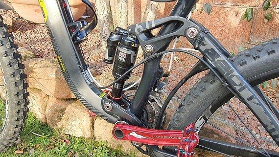 Giant Reign Mullet-Bike