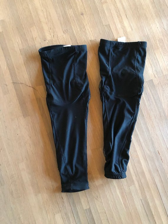 661 SixSixOne Rhythm Knee, Schoner, Größe M
