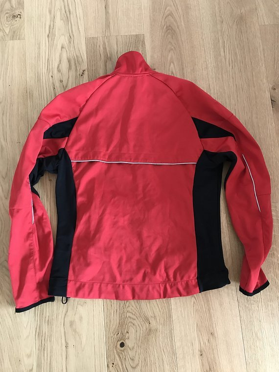 Shamp Softshell Jacke Damen rot