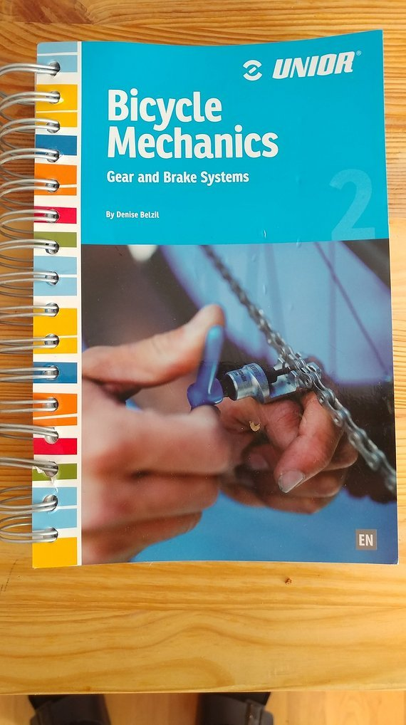 Unior Bicycle Mechanics 2 Gear and Brake Systems Handbuch