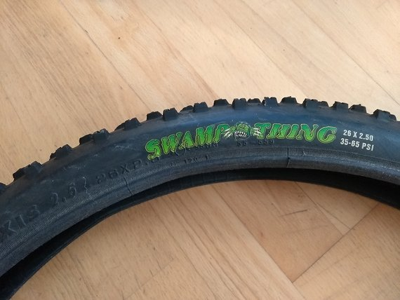 Maxxis Swamp Thing 26x2.5 Super Tacky 2Ply DH