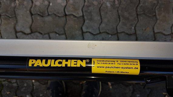 Paulchen Heckträger Für Kombis Für Kombis mit Steilheck (z.B. Volvo 240)
