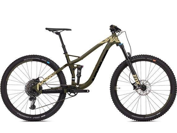 """NS Bikes Snabb 130 Plus 2 29""""/650B Plus All MTN/Trail Interm 2019"""