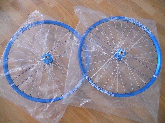 "NS Bikes Enigma Rotary Lauradsatz 26"" NEU!!"