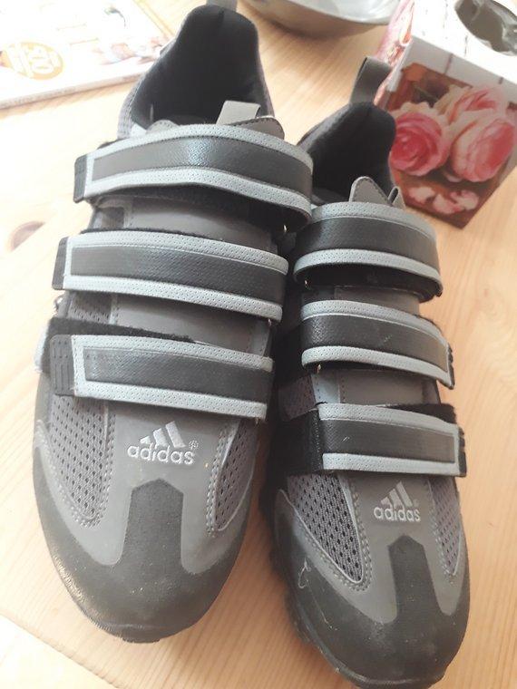 Adidas SPD Schuhe Clickies 43/44