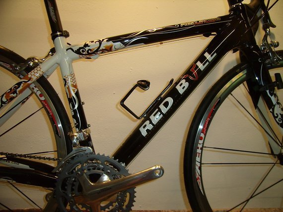 Rose Bikes RED BULL Red Rose SL-300