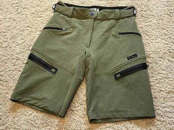 IXS Sever Shorts Damen 38 *NEU*