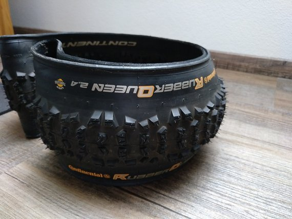 Continental Rubber Queen 26 x 2.4 Tubeless UST