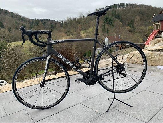 Scott CR1 PRO Carbon Ultegra RH56 L 7,65 kg
