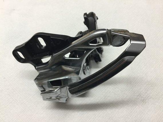 Shimano E-Typ XT Umwerfer