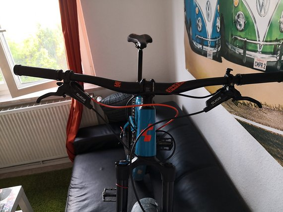 Cube Stereo 160 HPA 27.5 TM 20''