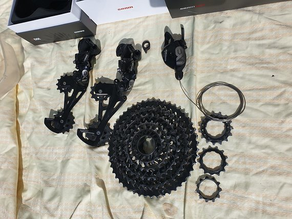 SRAM EX1 E-Bike Upgrade Kit | Basisgruppe 1x8