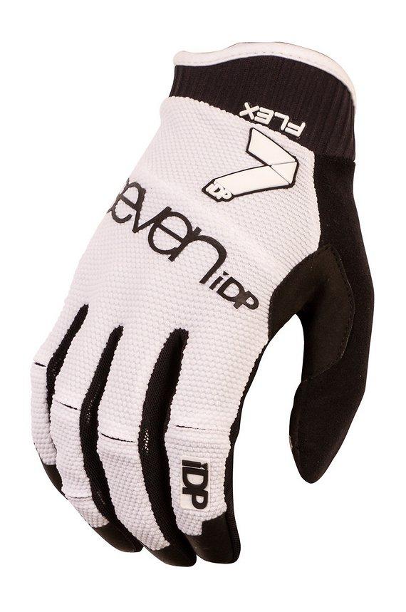 Seven Idp Flex Gloves white / Handschuhe Gr. M *NEU*