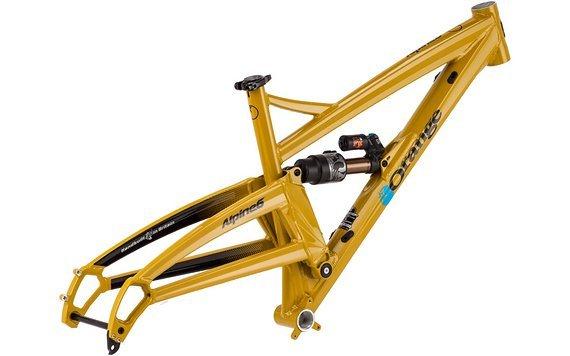 Orange Bikes Alpine 6 Frame