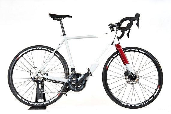 Orbea E-Bike GAIN D20 2019 E-Rennrad Größe M / 55 cm