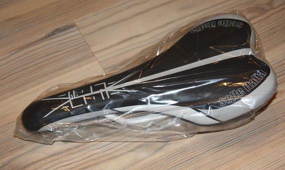 Selle Italia X1 Sattel schwarz / weiss