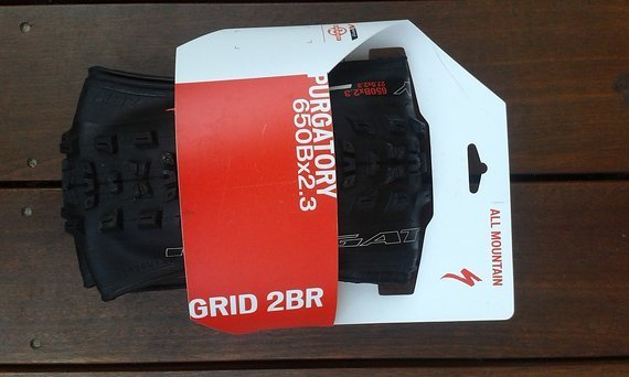Specialized Purgatory Grid 2Bliss Ready - 27.5 x 2,3 Zoll *NEU*