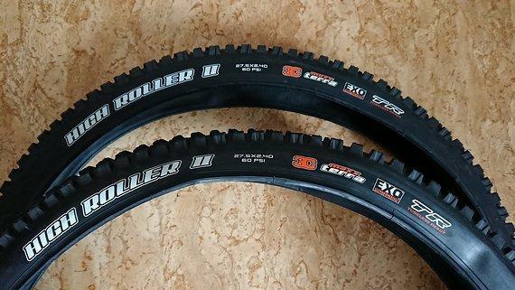 Maxxis HIGHROLLER II 27,5x2,4 3C TR EXO